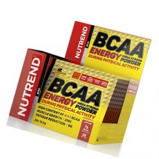 BCAA Energy Mega Strong Powder 20x12,5 грамм Nutrend