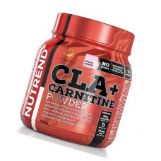 CLA+Carnitine Powder 300 грамм Nutrend