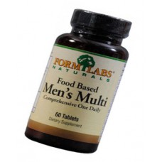 Form Labs Naturals Food Based Men's Multi 60 таблеток