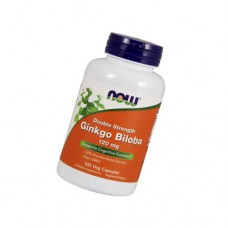 Ginkgo Biloba 120 мг 100 капсул NOW