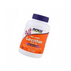 Lecithin 1200 мг 100 капсул NOW