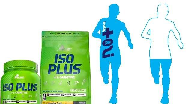 купить и заказать Iso Plus powder Olimp, изотонический напиток в Киеве и Украине