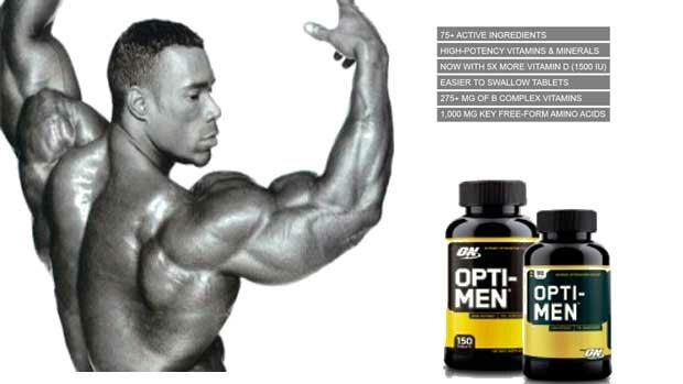 Купить и заказать Opti Men Optimum Nutrition 90 таблеток в Киеве и Украине