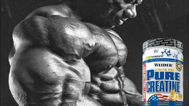 Купить и заказать Pure Creatine Monohydrate Weider в Киеве и Украине