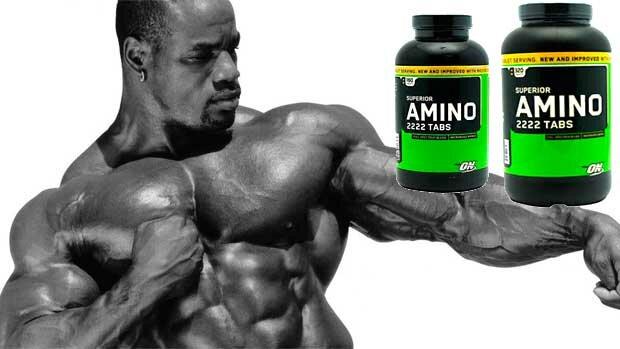 Купить и заказать Superior Amino 2222 Tabs Optimum Nutrition в Киеве и Украине